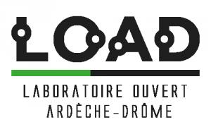 Logo officiel du L0AD (création originale de Lionel B.)