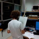 Et pendant ce temps là, Joachim peint des licornes