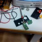 Gamepad Atari 7800 : test des connexions de bout-en-bout au multi-mètre (bip !)