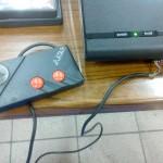 Réhab d'un gamepad Atari : test du câblage