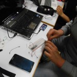 Samuel découvre Arduino