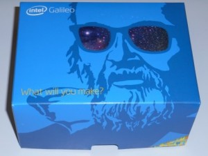 Carte Intel Galileo