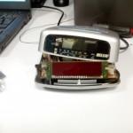 Un vieux radio réveil : plein de choses à découvrir et à apprendre !