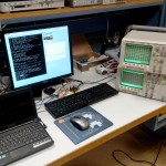 Thibault T. étalonne sa sonde de mesure de puissance OpenConso