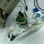 Thomas G. reprend un vieux projet de matrice de leds piloté par Arduino