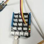 La shield Arduino du kit Grove