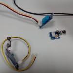 Quelques capteurs du kit Grove (température, Em/Rec radio)