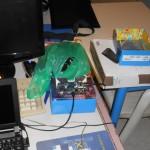 Poursuite des test de la carte Intel Galileo