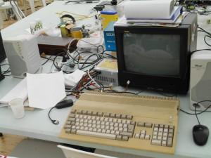 Un Amiga aux RMLL…