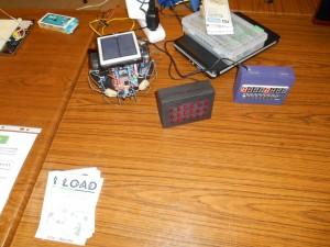 Un convertisseur bin/hex/dec, une horloge binaire et un robot qui ont bien fait parler d'eux