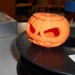 Citrouille imprimée 3D