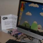 La console BitBox avec un Cortex M4