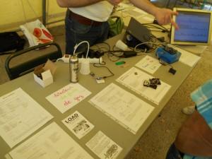 Détecteur de fuite de gaz domestique (Arduino) et système de visualisation distante de taux de poussière et de gaz (Galileo)