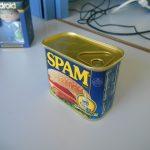 Boîte de spam